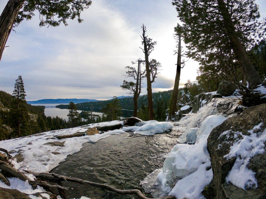 eagle lake falls hike