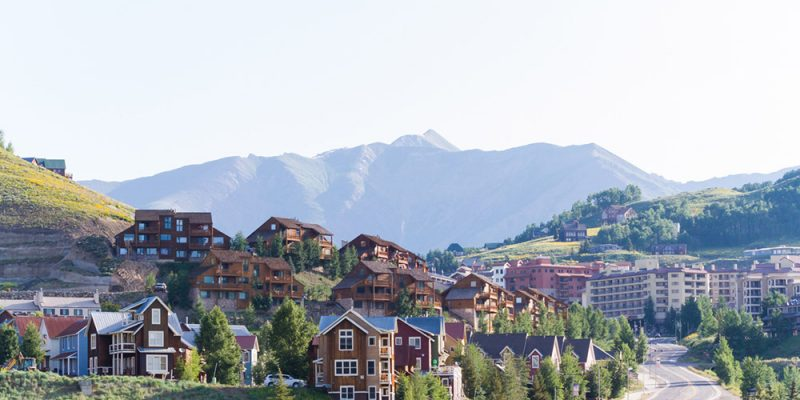 Best Colorado Mountain Town