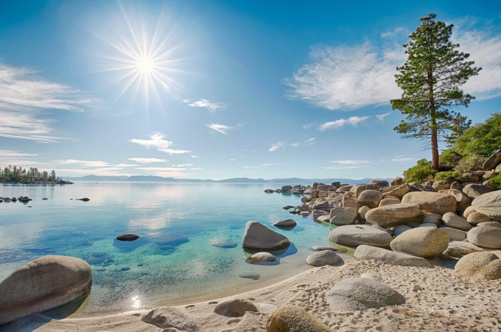 lake tahoe beaches