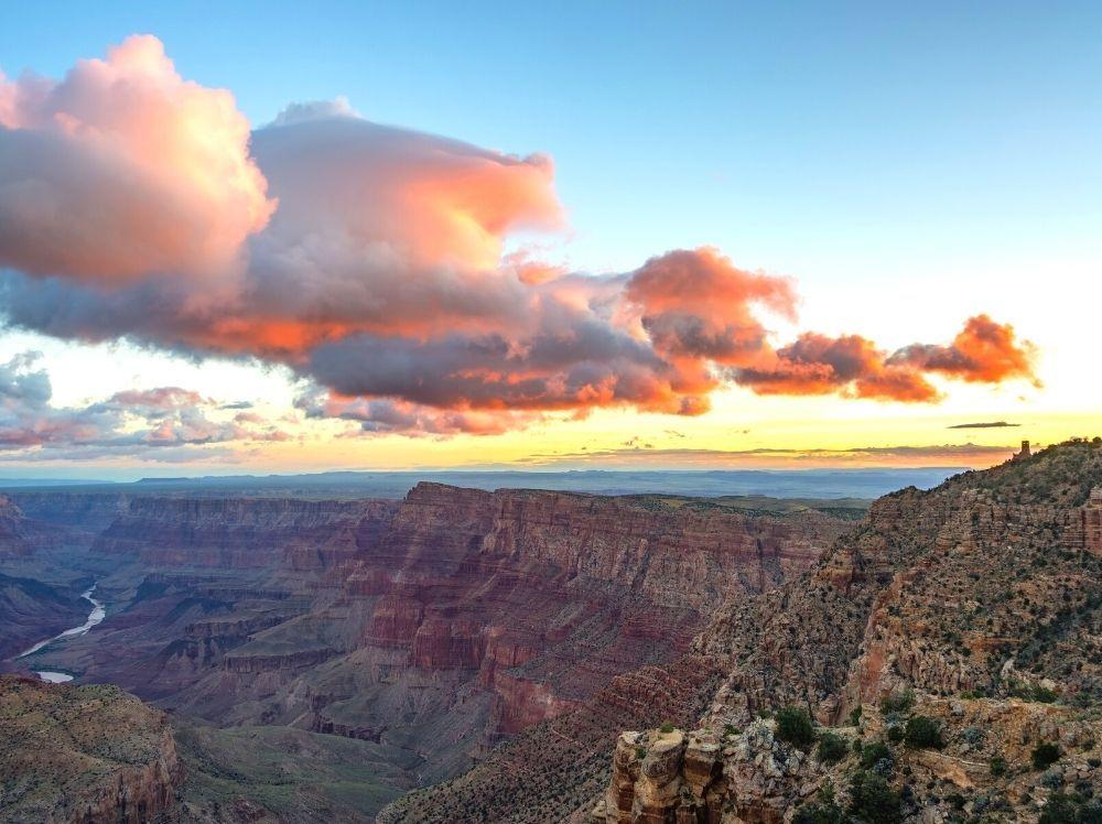 Beautiful US National Park