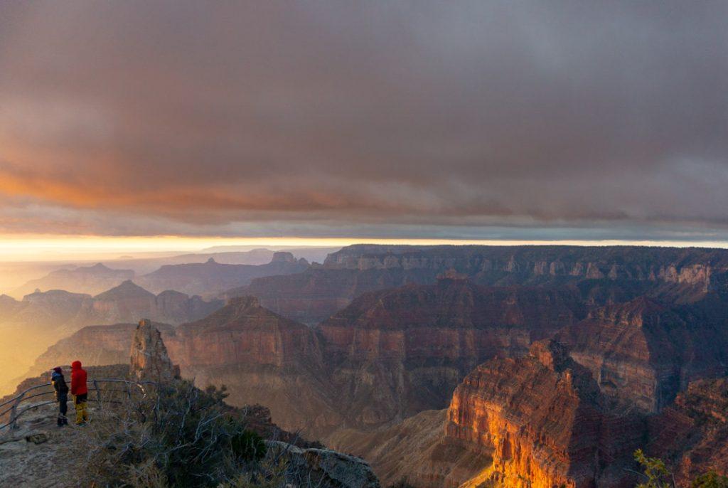 denver to grand canyon road trip