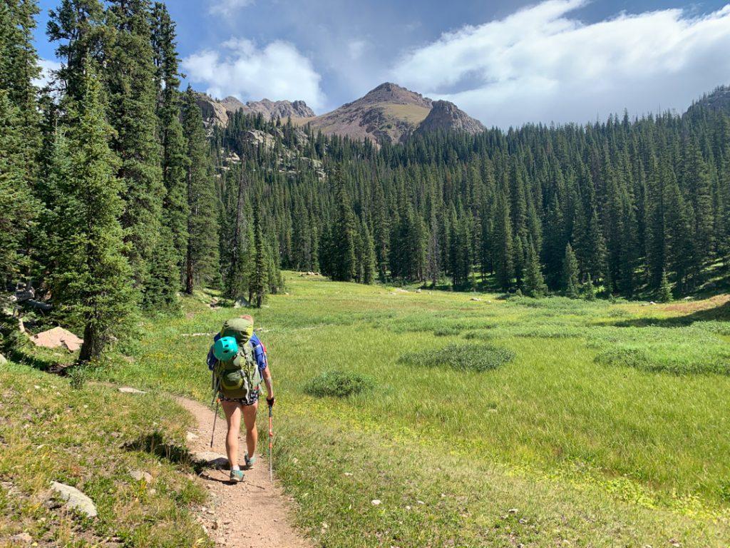 beginner backpacking gear list