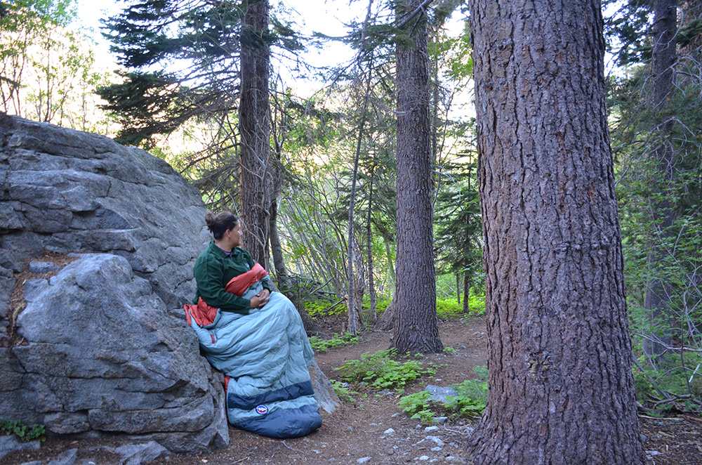 Plus size camping gear