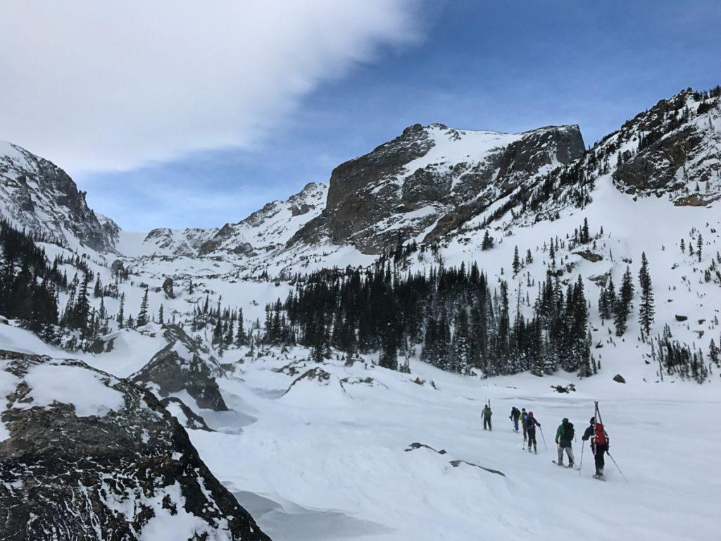 rocky mountain national park winter itinerary