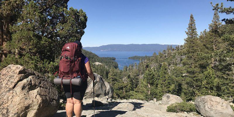 Plus size hiking gear