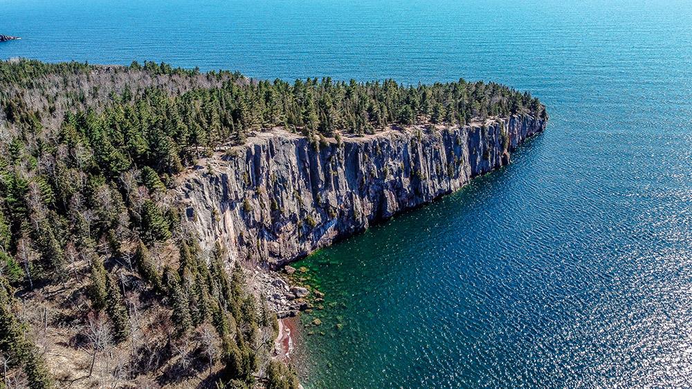 Hiking trails in Minnesota