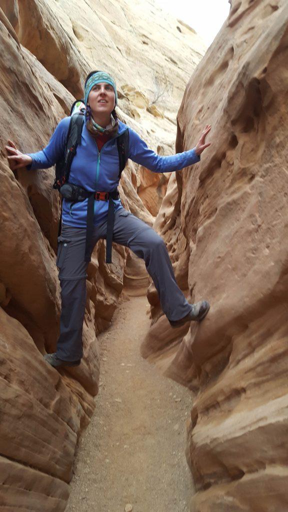best slot canyons in Utah