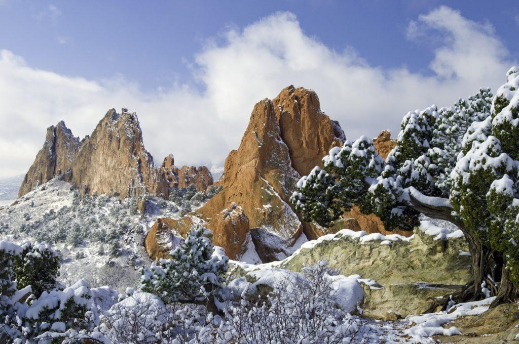 Colorado winter vacations