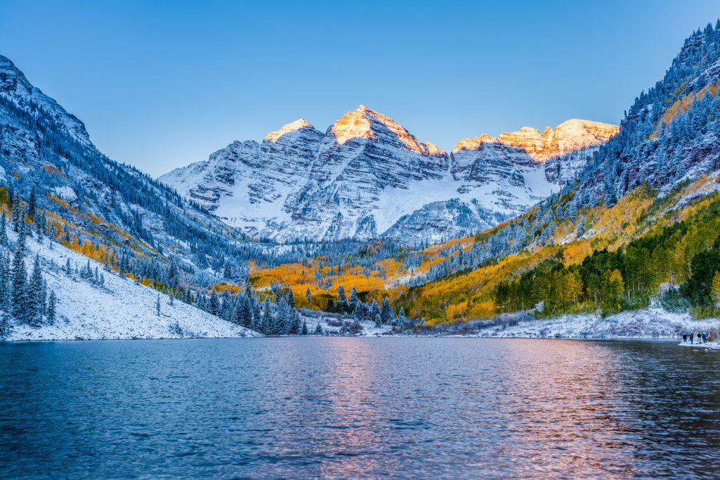 winter vacations in Colorado