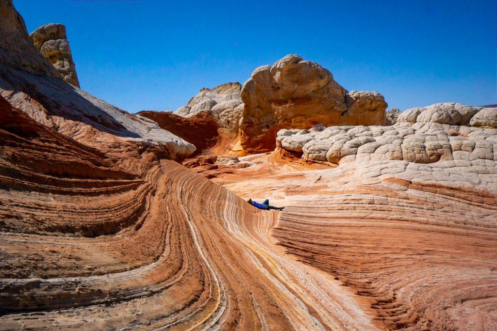 white pocket vermillion cliffs
