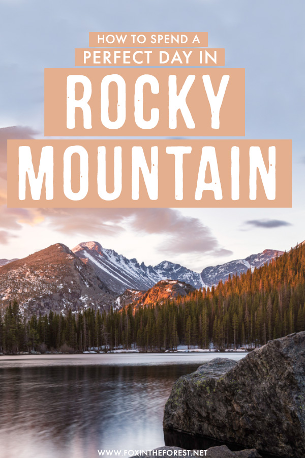 Visiting Rocky Mountain National Park but only have a day? If you only have a short time for your visit to Colorado's most famous national park, here's where to hike, what to do, and what to see in Rocky Mountain in one day.