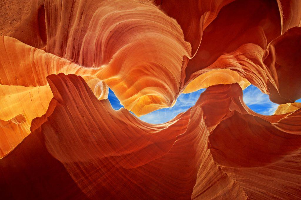 slot canyons in utah