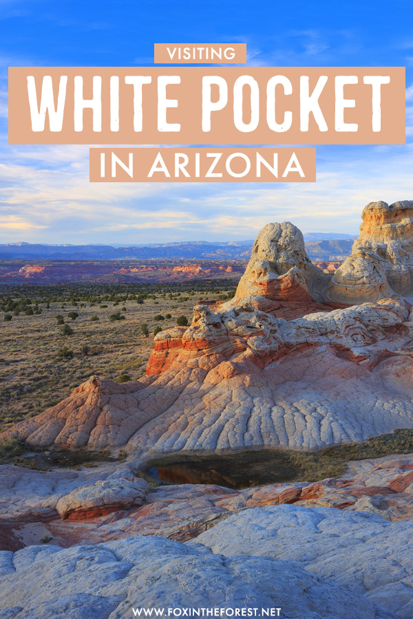 If you're looking for an alternative to The Wave in Arizona, White Pocket is an amazing option and one of the best hidden gems of Arizona. Here's what you need to know about hiking White Pocket in Arizona.
